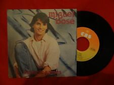 "MIGUEL BOSE Olympic Games 7"" SINGLE ITALY PRESS (EX-/EX-) G"