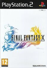 Final fantasy X PAL PS2 (nuevo Y Sellado)
