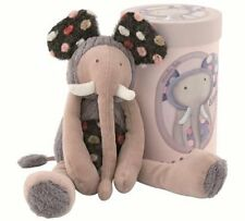 Moulin Roty Les Zazou Plush Doll, Elephant