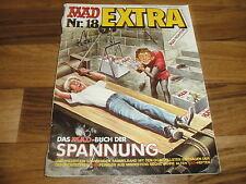 MAD Extra 18 -- mit  Don Martin / KING KONG / PEANUTS / EINER LEGT 1 KUCKUCKSEI