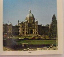 Vintage  70's Book  of 10 different Color Snapshots Vancouver Island BC Canada
