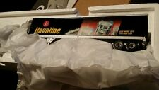 FIRST GEAR TEXACO HAVOLINE FREIGHTLINER 1:54 TRACTOR 48' TRAILER NIB 2002 ADULT