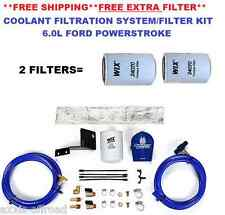 Sinister Coolant Filter Kit Powerstroke 6.0L +2 Filters SMC-COOLFIL-6.0 03-07