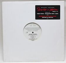 "MICHAEL JACKSON Stranger In Moscow [12"" Single] Epic EAS 8338 NM"