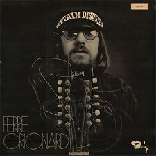 Ferre Grignard - Captain Disaster (1968) 180G Vinyl NEW