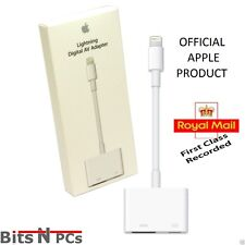 Original Apple Lightning A hdmi/hdtv Adapter Md826zm/a para iPad Air de 1 & 2