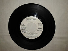 "Barry Manilow / The Rolling Stones – Disco Vinile 45 Giri 7"" Ed. Promo Juke Box"