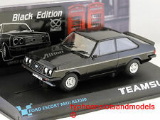 SRE07 Team Slot Ford Escort MkII RS2000 - Black Limited Edition - New & Boxed
