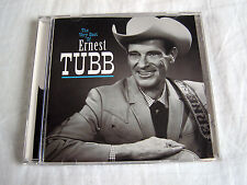 ERNEST TUBB - The Very Best of - 1997 UK CD Album HMNCD 024 EX COND!