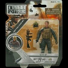 Elite Force Navy Seals Night Ops SHOOTER Gear Up Figure with Accessories New