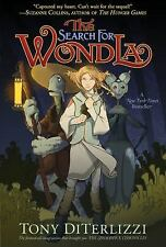 The Search for WondLa-ExLibrary