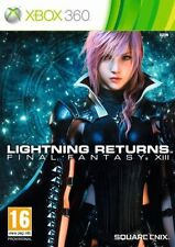 Final Fantasy XIII 13 Lightning Returns Xbox 360 * NEW SEALED PAL *