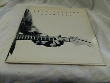 Eric Clapton Slowhand 1977 LP Record Records Cocaine RS-1-3030