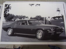 1971  CHEVROLET CAMARO  12 X 18  LARGE PICTURE  PHOTO