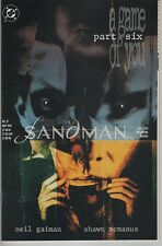 Sandman #37 A Game of You part 6 comic book Neil Gaiman