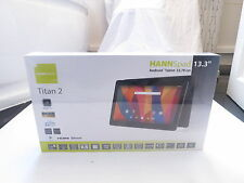 "HANNSPREE HANNSPAD 133 TITAN 2 ANDROID 13.3"" FULL-HD IPS LED 16GB TABLET*NEW*UK"