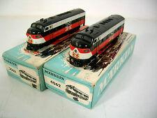 Märklin H0/00 Diesel Lok 3062+4062, F7, NEW HAVEN, OVP,Top,