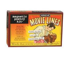 Magnetic Poetry Kit - Mixed-Up Movie Lines