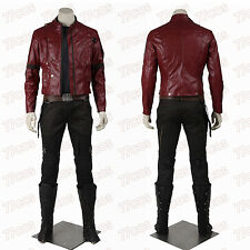 Guardians of The Galaxy Peter Quill Star-Lord Cosplay Pants Specail Order