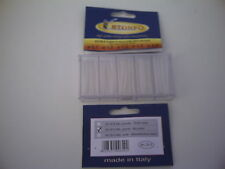 Stonfo Clear Silicon Tubing. Mixed Sizes, For Pole Float Stems, Rig Making etc.