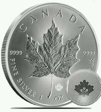 2014 Canada $5 Silver Maple Leaf (1 oz)