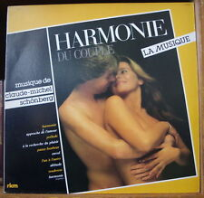 CLAUDE-MICHEL SCHÖNBERG HARMONIE DU COUPLE LOVERS POCHETTE SIMPLE FRENCH LP