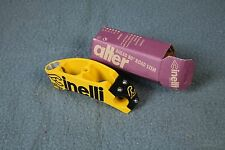 "Cinelli Alter Once (new, NOS, 1"" ahead, 140 mm, 26 mm, stem, yellow)"