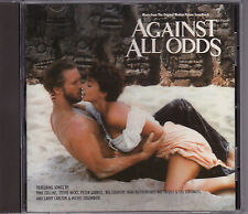 Against All Odds - Soundtrack CD (Atlantic 7 80152-2 West Germany Target)