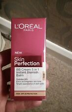 L'Oreal Skin Perfection BB Cream 5 in 1 Instant Blemish Balm SPF 25 - # 50ml