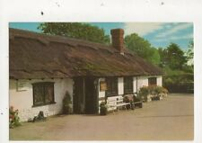 Old Barn Tea Place & Restaurant At Drusillas Alfriston Sussex Postcard 688a