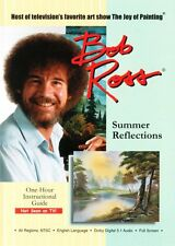 BOB ROSS THE JOY OF PAINTING: SUMMER REFLECTIONS  - DVD - Region Free