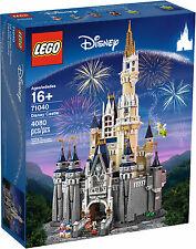 Lego-Disney Castle 71040 exclusive difficile à trouver non ouvert neuf