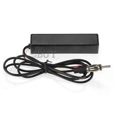 Car Hidden Antenna Radio AM FM Signal Reception Amplifier Amp Booster 12V