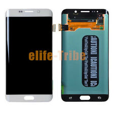 LCD Display Screen + Touch Screen Digitizer Samsung Galaxy S6 Edge G925F White