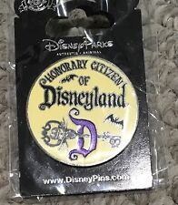 Disney Nightmare Before Christmas EVENT Jack key Honorary citizen pin LR event