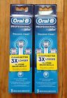 6 ORAL-B Precision Clean Replacement Toothbrush Teeth Tooth Brush Heads Packs