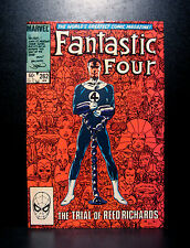 COMICS: Marvel: Fantastic Four #262 (1980s) - RARE (figure/ironman/spiderman)