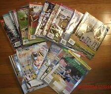 Lot of 18 Homeschooling Magazines Old Schoolhouse Essential Practical 2007-2011