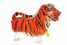 Walking Tiger Animal Balloon, Airwalker, Foil Balloon, Party balloon