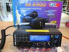 CRT SS-6900-N (Latest version 6) 10m Multimode AM FM SSB Superstar 6900
