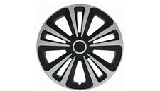 """SET OF 4 15"""" WHEEL TRIMS,RIMS TO FIT FORD B-MAX, FIESTA, FOCUS + FREE GIFT #G"""