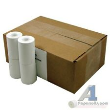 "2 1/4"" x 55' Thermal Credit Card Paper Case of 100 Rolls"