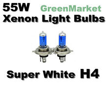 Volkswagen 95,97 Eurovan Camper Vam High/Low Beam H4 Xenon-55w Super White Bulbs