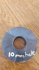 10mm Mild Steel Circle Sheet Plate Ring 71x10 with 10mm Hole