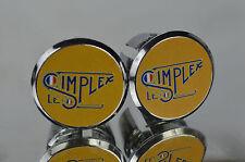 Simplex Handlebar End Plugs Bar Caps endstopfen lenkerstopfen guidon bouchons