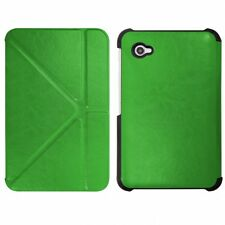 BORSA CUSTODIA BOOK CASE SMART PLUS per SAMSUNG GALAXY TAB 2 7.0 P3100 VERDE