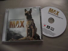 MAX SOUNDTRACK TREVOR RABIN ORIGINAL CD ALBUM 17 TITEL 2015