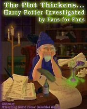G, The Plot Thickens... Harry Potter Investigated by Fans for Fans, Michelle Her