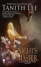 Flat Earth: Night's Master : Flat Earth #1 1 by Tanith Lee (2016, Paperback)
