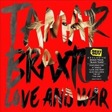 LOVE AND WAR [BEST BUY EXCLUSIVE] [BONUS TRACK] NEW CD